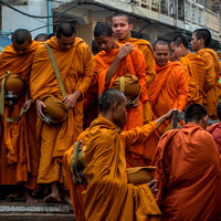 A Truckful of Monks