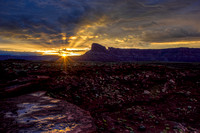 The Heart of the Greater Canyonlands Sunrise