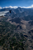 Leh from the Air