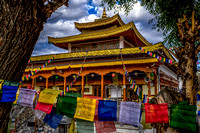 Leh:  Buddhist Temple