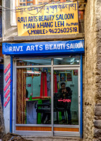 Leh:  Beauty Saloon