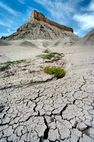 Factory Butte (Color View III)