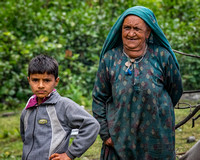 Kullen Village: Nomad MaMa and Boy