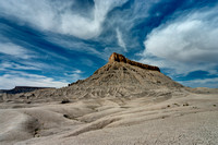 Factory Butte (Color View II)