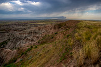 Morning on the Badlands II