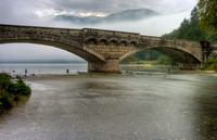 Old Bridge: Bohinjsko Jezero