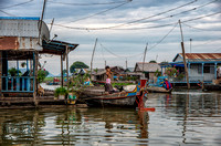 Scenes of a Floating Village