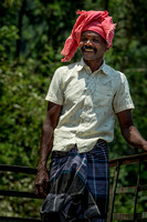 Kolukkumalai Tea Estate Worker